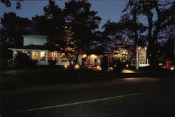 The Dolly Madison Inn Postcard