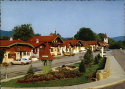 Alpine Village - Main Street