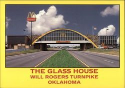 The Glass House, Will Rogers Turnpike