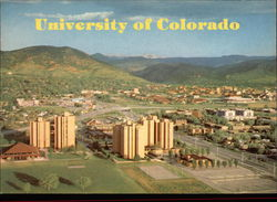 University of Colorado and Williams Village Residence Hall