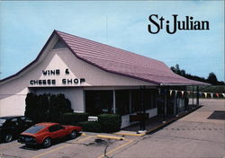 St. Julian Wine & Cheese Shop