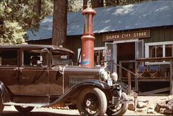 Silver City Store - Mineral King Recreational Area