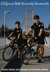 California State University Sacramento - Public Safety and Division of Criminal Justice