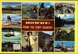 Howdy from the Cody Country