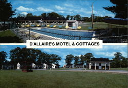 D'Allaires Motel & Cottages