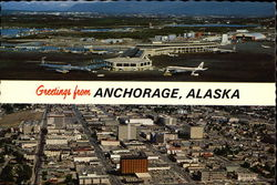 Greetings from Anchorage