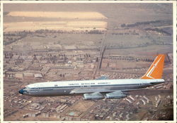 South African Airways Boeing 707