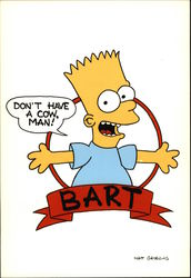 Bart Don't Have a Cow, Man!