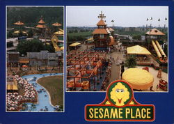 Sesame Place Collection