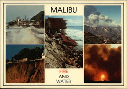 Fire and Water, Destruction at Malibu