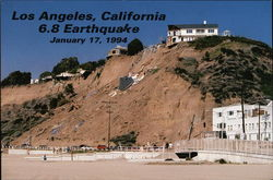 6.8 Earthquake, January 17, 1994