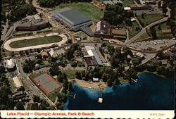 Olympic Arenas, Park & Beach