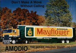 Don't Make a Move without calling Amodio Mayflower