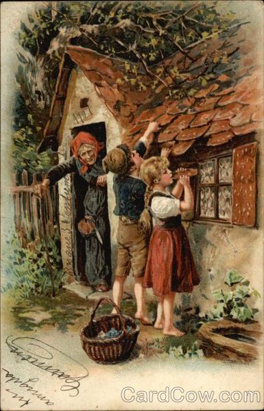 H 228 Nsel Und Gretel Br 252 Der Grimm Brothers Grimm Nursery