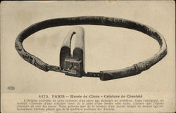 Chastity Belt from Paris