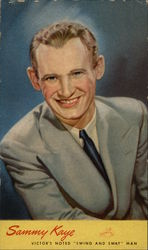 Sammy Kaye, Victor's Noted Swing and Sway Man