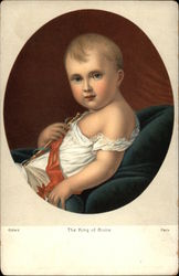 """The King of Rome"" - Baby Portrait"