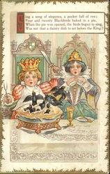 King And Queen With A Blackbird Pie