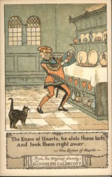 The Knave of Hearts, He stole those Tarts