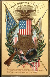 Fraternity, Loyalty and Charity - United States Military