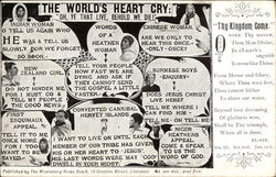The World's Heart Cry