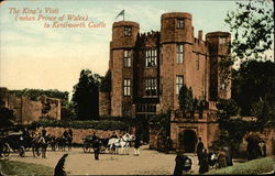 The King's Visit (when Prince of Wales) to Kenilworth Castle