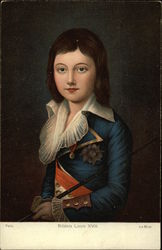 Bildnis Louis XVII - as a Young Boy