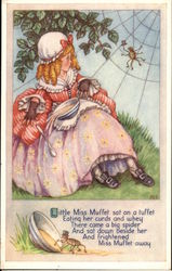 Little Miss Muffet sat on a Tuffet