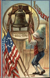 Liberty - Independence Bell 1776 - United States