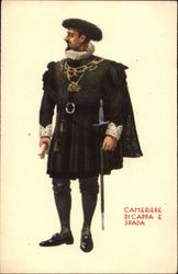Chamberlain of Cape and Sword