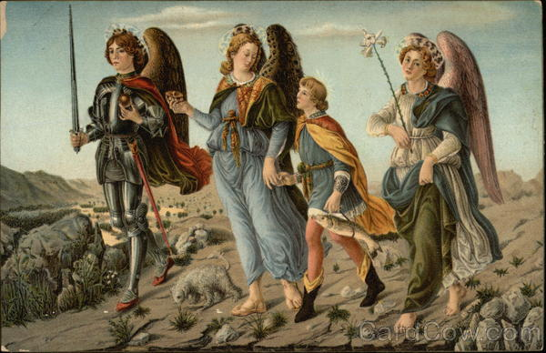 Tobia with the Archangels