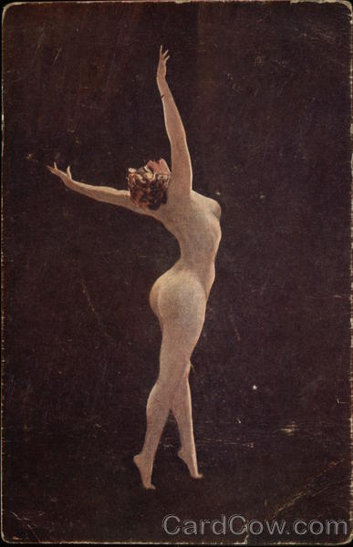 Dance - Nude Woman Women