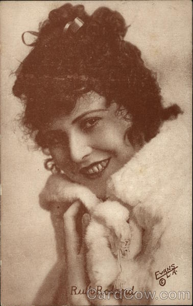 Photograph of Ruth Roland Actresses