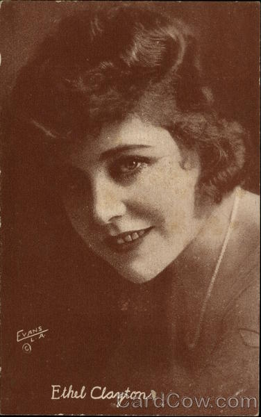 Photograph of Ethel Clayton Actresses