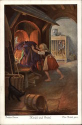 Scene from Hansel and Gretel