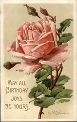 May all Birthday Joys be Yours