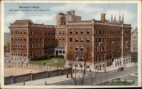 Columbia University - Barnard College New York