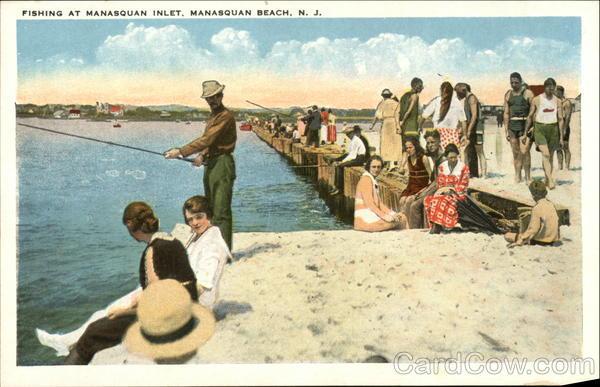 Fishing at manasquan inlet manasquan beach nj for Manasquan inlet fishing