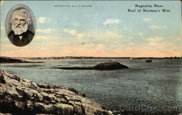 Reef of Norman's Woe Magnolia Massachusetts