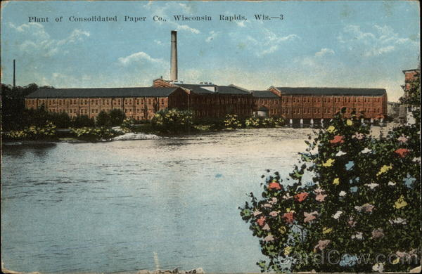 Consolidated Paper Co Wisconsin Rapids