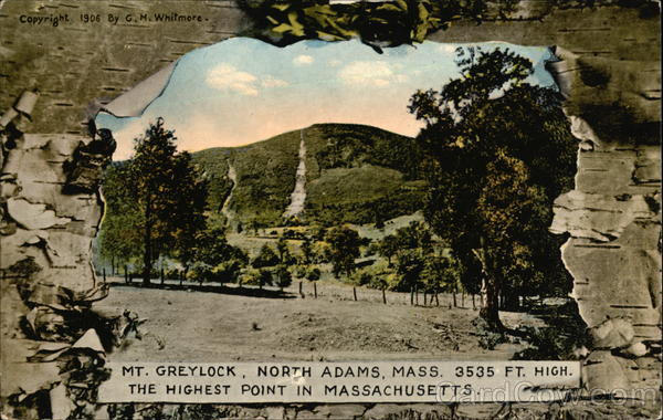 Mt. Greylock North Adams Massachusetts