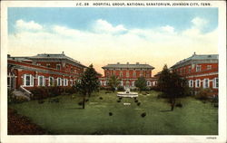 Hospital Group, National Sanatorium