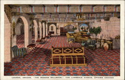 "Lounge, Aragon, ""The Wonder Ballroom"" - 1100 Lawrence Avenue"