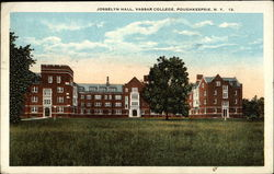 Josselyn Hall at Vassar College