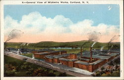 General View of Wickwire Works