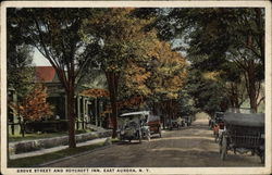 Grove Street and Roycroft Inn