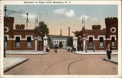 Entrance to Navy Yard