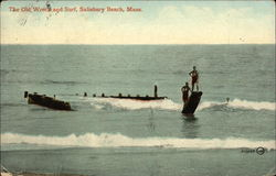 The Old Wreck and Surf