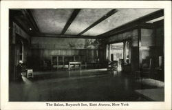 The Salon at Roycroft Inn