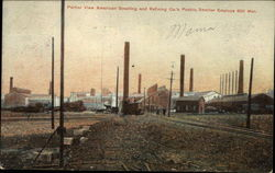Partial View American Smelting and Refining Co